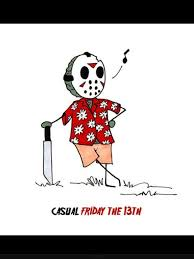 friday the 13th among many unpronounceable phobias happy friday