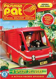 postman pat speedy delivery dvd amazon uk ivor wood