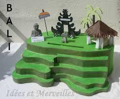 decoration table mariage theme voyage décorations sur le thème des iles et du voyage idees et merveilles