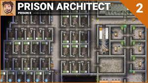 prison architect review gaming nexus let s play prison architect prison 8 part 2 youtube