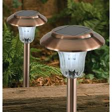 copper solar lights outdoor 15 pc westinghouse kimberley solar light set antique copper
