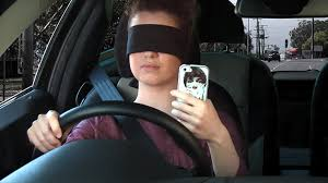 Blind Person Driving Join The Drive