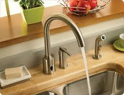 touch free kitchen faucet danze parma faucet shower collection