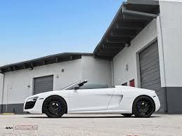 Audi R8 Blacked Out - audi u2013 wheels boutique
