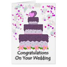 congratulations on your wedding congratulations on your wedding card zazzle