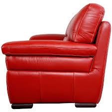 canap cuir deux places canapé 2 places cuir meuble de salon fabrication italie