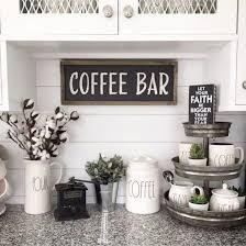 Kitchen Coffee Bar Ideas Diy Coffee Bar Ideas Stunning Farmhouse Style Beverage Stations