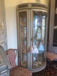Shabby Chic Furniture For Sale Cheap by Curio Cabinet 34 Imposing Shabby Chic Curio Cabinet Photo