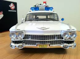 ecto 1 for sale hot wheels elite ghostbusters ecto 1 review