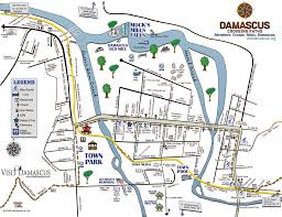 Towns In Usa by Visit Damascus Virginia