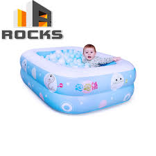 Inflatable Kids Pool Compare Prices On Rectangle Inflatable Pools Online Shopping Buy