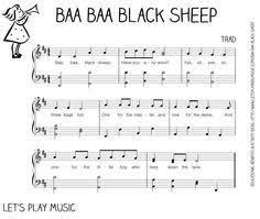 Three Blind Mice Piano Notes Three Blind Mice Round Children U0027s Song And Round Music