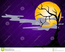 spooky halloween clip art scary halloween night scene royalty free stock photos image 3033628