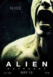 alien covenant u0027 one sheet posters warn you to