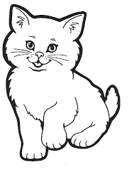 printable coloring pages kittens printable kitten coloring pages jenoni me