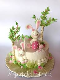 Easter Decorations Lakeland by Easter Cake By Branka Vukcevic Cakes U0026 Cake Decorating Daily