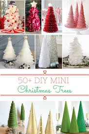 Homemade Christmas Tree by 1328 Best Christmas Tree Crafts Images On Pinterest Holiday
