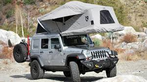 overland jeep tent bbc autos five ways to bring summer on the road