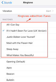 how to transfer ringtones from itunes to iphone including itunes