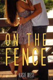 West Hartford Barnes And Noble On The Fence By Kasie West Paperback Barnes U0026 Noble