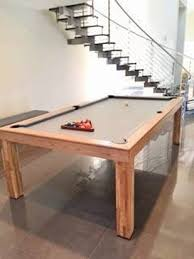 Convertible Pool Table by New Yorker Dining Room Pool Tables