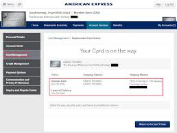 need to expedite a new amex card add yourself as an authorized