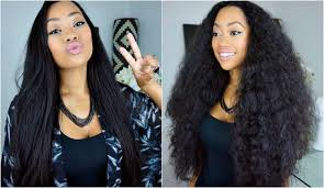 straight or curly hair for 2015 my curly to straight hair tutorial how i straighten my