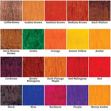 How To Mix And Match Cherry Oak And Maple Wood Stains For by Transtint Dyes Rockler Woodworking And Hardware