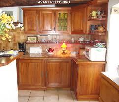 relooking d une cuisine rustique 2 relooking sur devis kréative déco