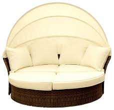 Outdoor Canopy Daybed Hacienda Outdoor Canopy Daybed Contemporary Outdoor Sofas By