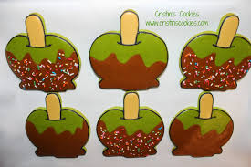 cristin u0027s cookies halloween