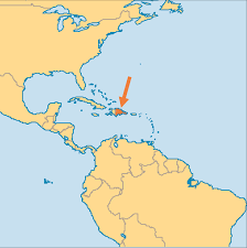 Map Of Caribbean Countries by Dominican Republic Operation World