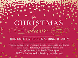 Christmas Party Invitations With Rsvp Cards - printable christmas invites christmas party invitations smilebox