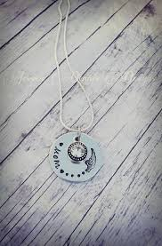 Personalized Memorial Necklace 49 Best Jessicadennisdesigns Memorial Jewelry Images On Pinterest