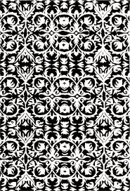 Black White Area Rug Contemporary Black And White Area Rugs Deboto Home Design