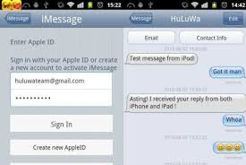 imessage chat apk be wary of the dubious imessage chat android app pcworld