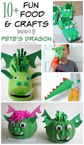 pete u0027s dragon fun food and craft ideas desert chica