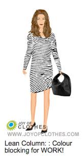 dresses for apple shape what to wear look best apple shape or type of clothes