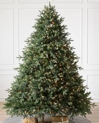 how many lights for a 7ft tree durango douglas fir wide artificial christmas tree balsam hill