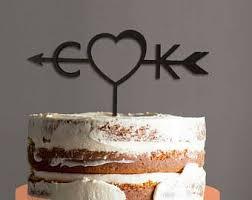 k cake topper gold k cake topper etsy