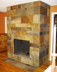 Porcelain Tile Fireplace Ideas by 33 Best Fireplace Tile Images On Pinterest Fireplace Remodel