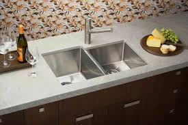 Corner Kitchen Cabinets by Home Decor Stainless Steel Farmhouse Sink Corner Kitchen Base