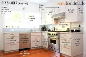 How Much Do Custom Kitchen Cabinets Cost How Much Does Kitchen Cabinets Cost Truequedigital Custom Semi