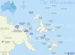 map of the islands whitsundays map map of whitsunday islands