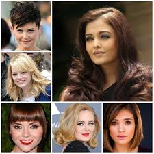 hairstyles for round faces 2017 haircuts hairstyles and colors