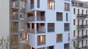 Wohnhaus Bund Deutscher Architekten Wohnhaus E3 Berlin