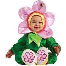 Halloween Costume Infant Pink Pansy Infant Halloween Dress Role Play Costume Walmart