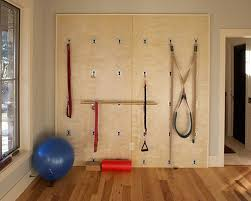 Small Home Gym Ideas Small Home Gym With Gray Walls Ideas U0026 Design Photos Houzz