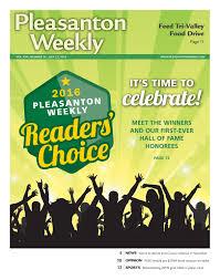 pleasanton weekly july 22 2016 by pleasanton weekly issuu