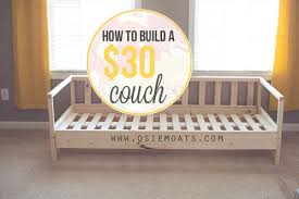 How To Build A Sofa Frame 10 Features From Dream To Reality 54 The D I Y Dreamer